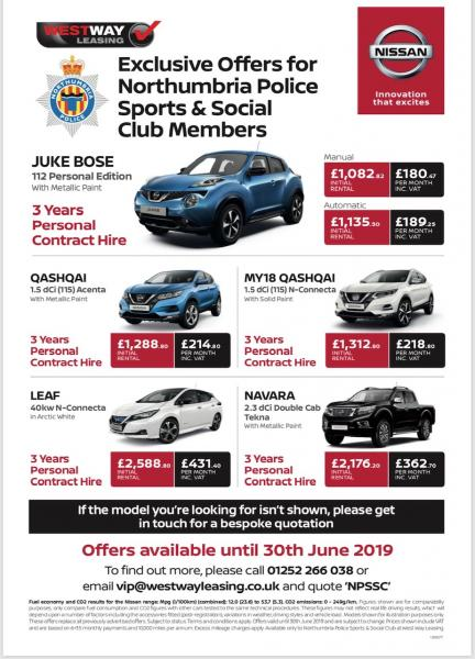 Nissan Car Deals